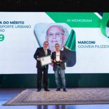 Fundador da Cidade Alta é homenageado em Brasília