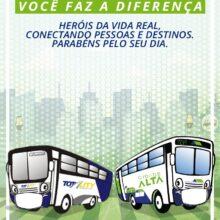 Dia do Rodoviário!