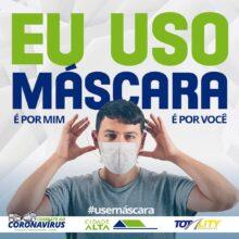#UseMascara #ÉPorMim #ÉPorVoce